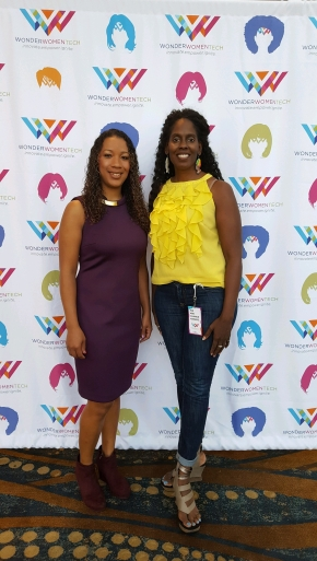 Christyna Giles Washington covers Lisa Mae Brunson's Wonder Woman Tech, an international conference held this past August at the Long Beach Convention Center