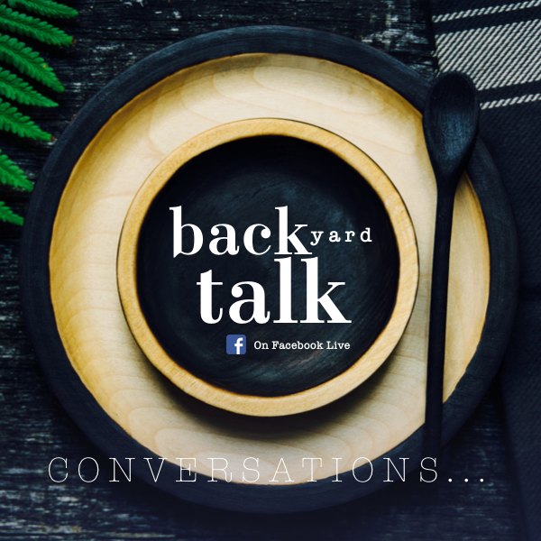 PODCAST SERIES: BACK-yard-TALK